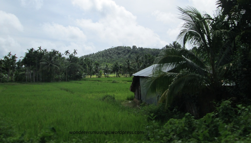 En route Rangat
