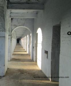 Corridor, Cellular Jail