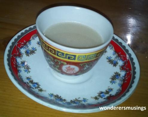 Buttered Tea