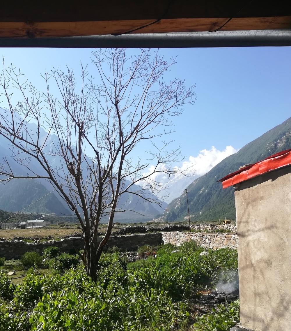 Gunji during Kailash Mansarovar Yatra 2018
