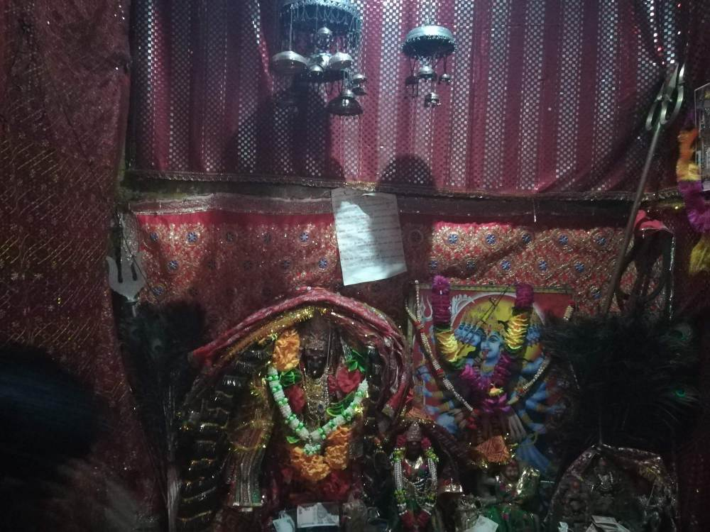 Inside the Kalapani Temple Kailash Mansarovar Yatra 2018