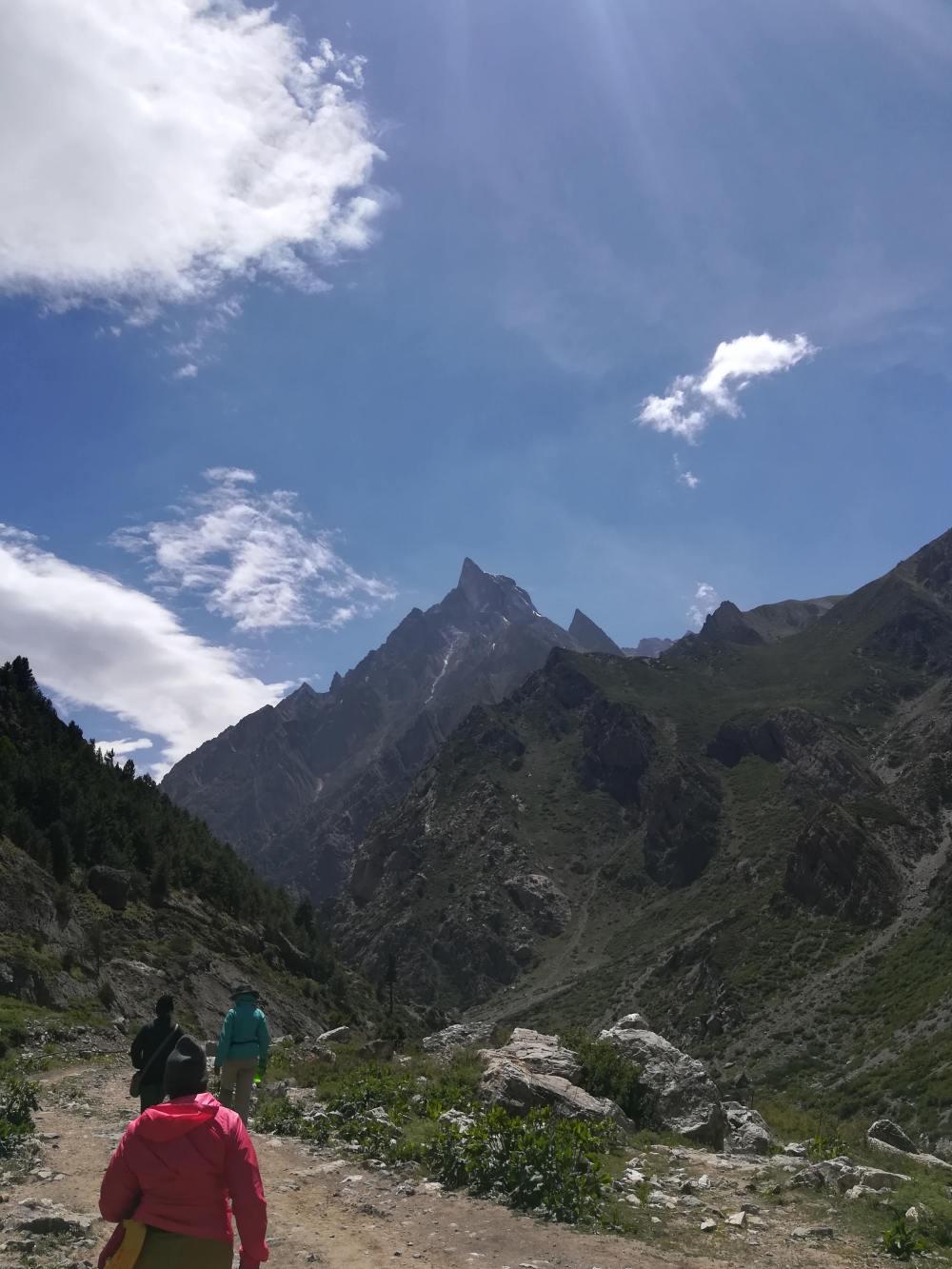 Sesh Naag Kailash Mansarovar Yatra 2018