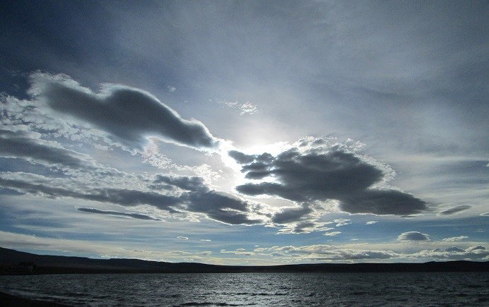 Play of clouds @ Mansarovar